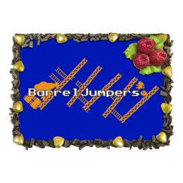 """Торт """"Barrel Jumpers"""" - barreljumpers"""