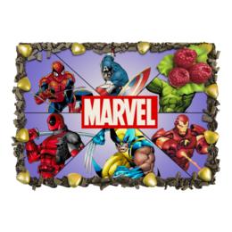 """Торт """"комиксы"""" - комиксы, marvel, марвел, железный человек, iron man"""