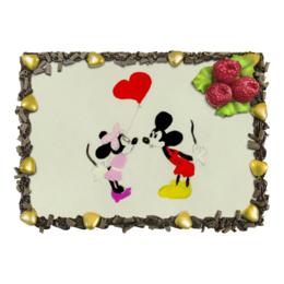 """Торт """"Поцелуй"""" - любовь, счастье, поцелуй, взаимность"""