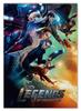 """Перекидной Календарь А2 """"Легенды завтрашнего дня / Legends of Tomorrow"""" - комикс, рисунок, кино, сериал"""