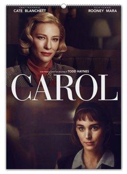 "Перекидной Календарь А2 ""Carol"" - кино, cateblanchett, кейтбланшетт"