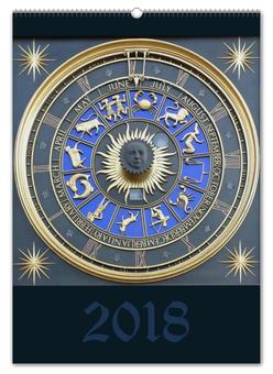 """Перекидной Календарь А2 """"Зодиак"""" - зодиак, календарь"""