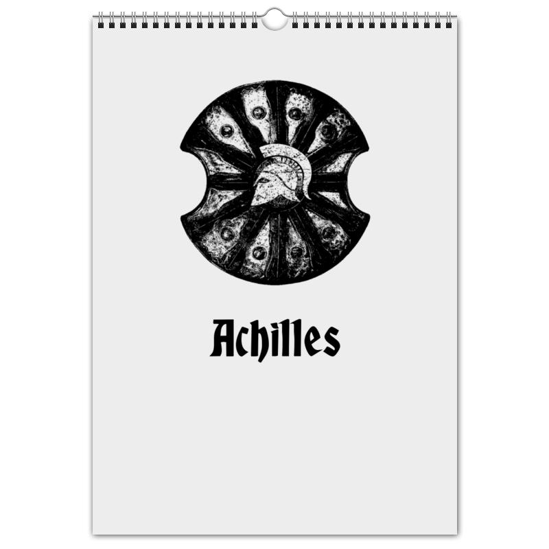 Перекидной Календарь А3 Printio Achilles футболка классическая printio achilles