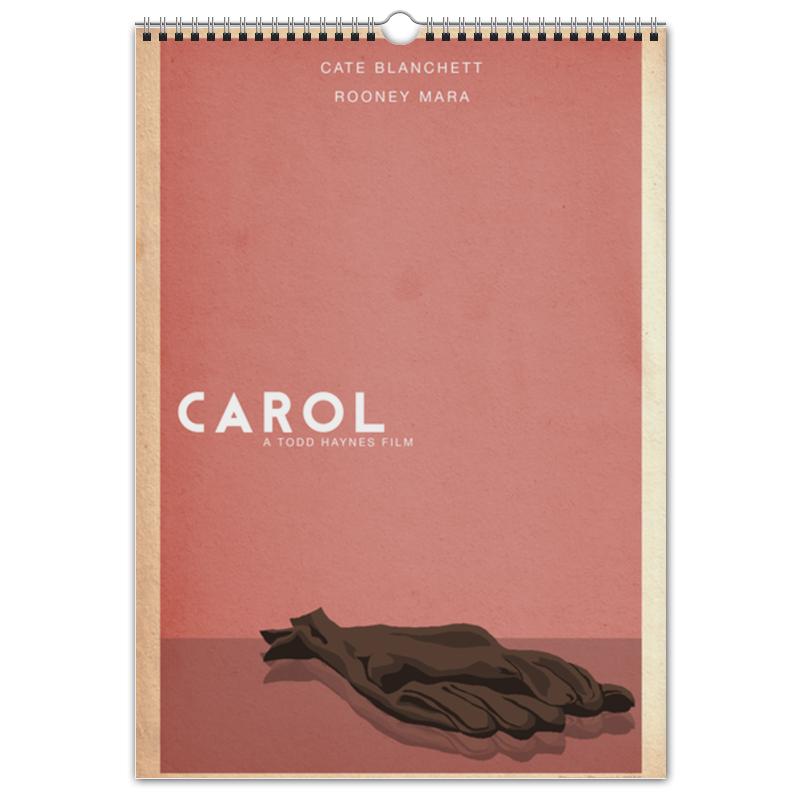 Перекидной Календарь А3 Printio Кэрол нежный скраб с дикой розой для ежедневного очищения для всех типов кожи 150 мл