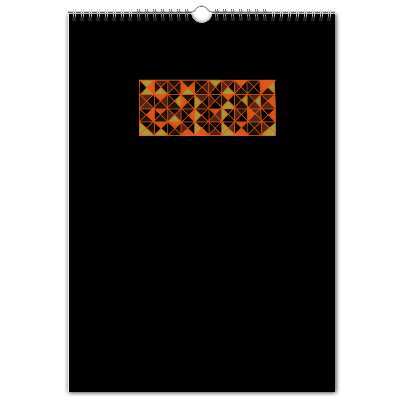 Перекидной Календарь А3 Printio Autumn салль о м в ожидании нового года адвент календарь а3