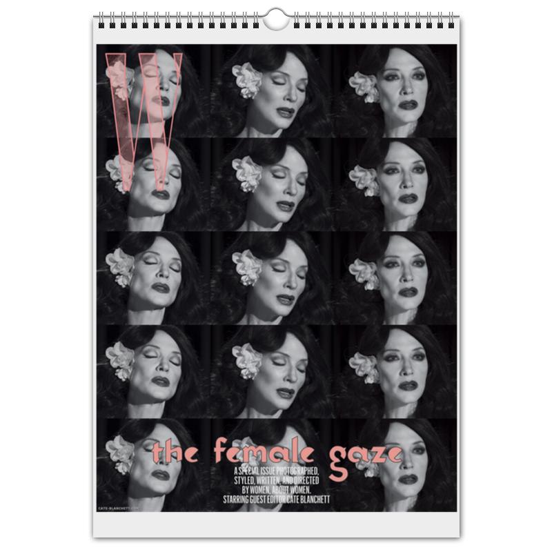 Перекидной Календарь А3 Printio Cate blanchett перекидной календарь а3 printio фэнтези
