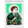 """Перекидной Календарь А3 """"Преподобная Лея"""" - прикол, star wars, звездные войны, икона, leya"""