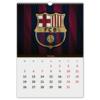 "Перекидной Календарь А3 ""FC Barcelona"" - футбол, a, barcelona, месси, барселона, неймар"