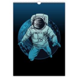 """Перекидной Календарь А3 """"К звездам!"""" - звезды, космос, наука, астрономия, the spaceway"""