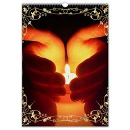 """Перекидной Календарь А3 """"ПРАВОСЛАВНАЯ МОЛИТВА"""" - стиль, красота, православие, иконы, молитвы"""