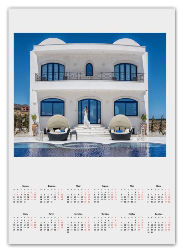 Календарь А2 Printio Блаженство. петр гиларовский истинное блаженство россии