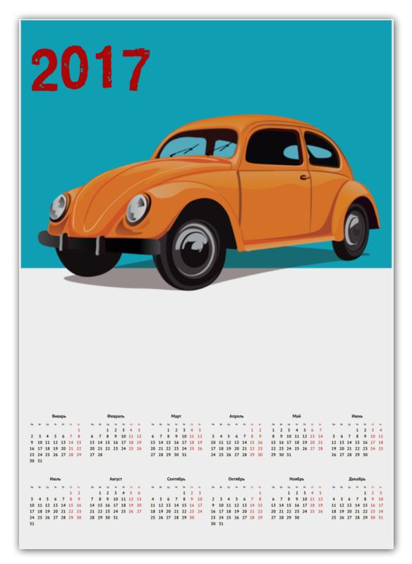 Фото - Printio Ретро авто календарь а2 printio ретро авто