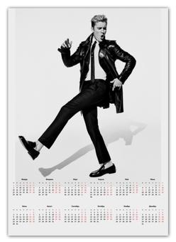 """Календарь А2 """"Justin Bieber"""" - music, star, justin bieber, день рождения, new year"""