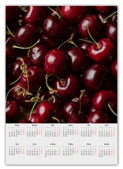 """Календарь А2 """"Лето!"""" - лето, волна, волны, прозрачная вода, лучшее место для отдыха"""