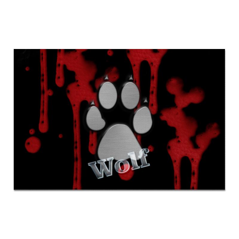 цена на Printio Лапа волка