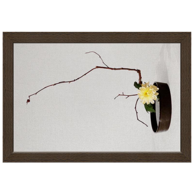 Холст 20х30 Printio Икебана / ikebana декор lord via veneto righe ikebana co 20x40