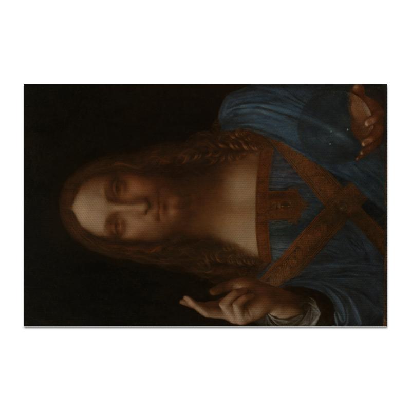 Холст 20х30 Printio Спаситель мира леонардо да винчи холст 20х30 printio колли картина артура вардля