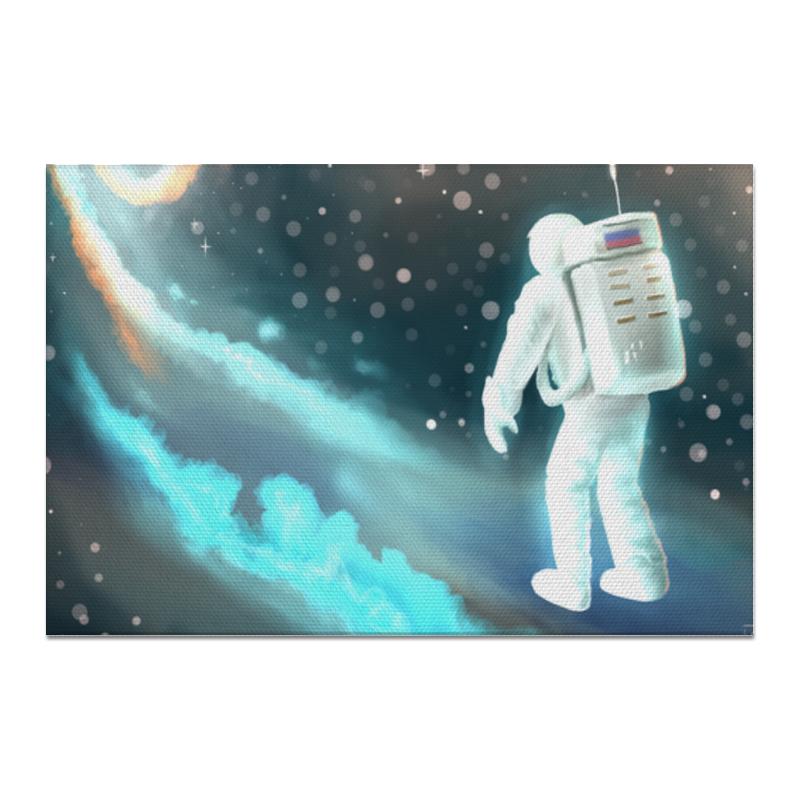 Холст 20х30 Printio Космический путешественник холст 20х30 printio космический разум