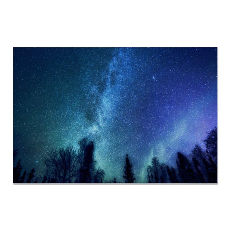 Холст 20х30 Printio Звездное небо холст 20х30 printio лесная нимфа