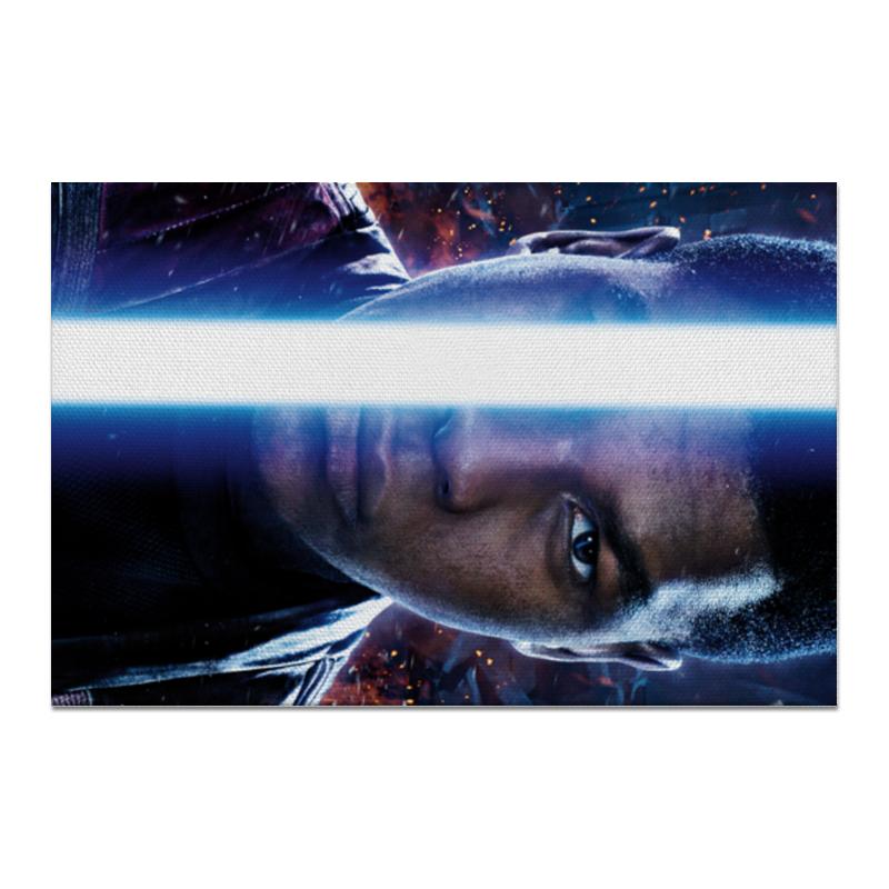 Холст 20х30 Printio Звездные войны - финн холст 20х30 printio космический разум