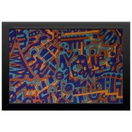 "Холст 20х30 ""y7t6ggjlla11zzz"" - арт, узор, абстракция, фигуры, текстура"