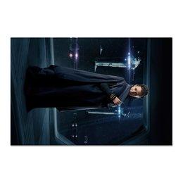 "Холст 20х30 ""Звездные войны - Лея"" - кино, фантастика, star wars, звездные войны, дарт вейдер"