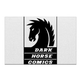 "Холст 20х30 ""Dark Horse Comics"" - комиксы, dark horse comics, тёмная лошадка"