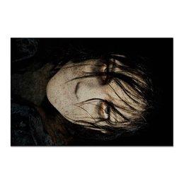 "Холст 20х30 ""Сайлент Хилл"" - страх, игра, кино, ужасы, silent hill"
