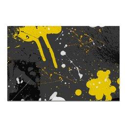 """Холст 20х30 """"Картина абстракция мокрый асфальт"""" - абстракция, картина абстракция, картина в спальню, картина жидкий акрил"""