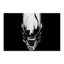 "Холст 20х30 ""Xenoblack"" - стиль, alien, movie, alienmovie, ellenripley"