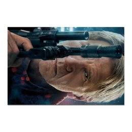 "Холст 20х30 ""Звездные войны - Хан Соло"" - звездные войны, фантастика, дарт вейдер, star wars, кино"