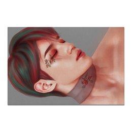 """Холст 20х30 """"taeyong"""" - korea, корея, kpop, nct"""