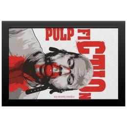 """Холст 20х30 """"Pulp Fiction (Брюс Уиллис)"""" - pulp fiction, кино, брюс уиллис, тарантино, криминальное чтиво"""