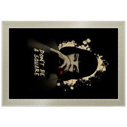 "Холст 20х30 ""Pulp Fiction (Ума Турман)"" - ума турман, тарантино, криминальное чтиво, pulp fiction, культовое кино"