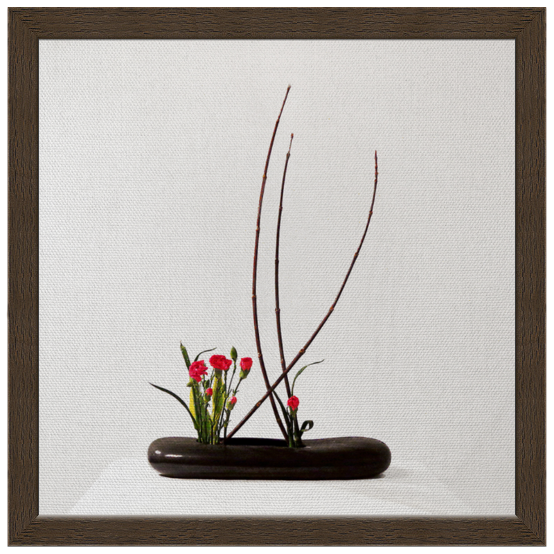 Холст 30x30 Printio Икебана / ikebana холст 30x30 printio икебана ikebana