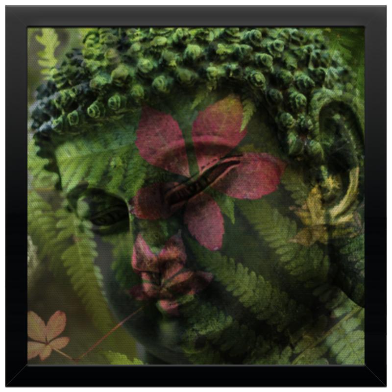 Холст 30x30 Printio Будда la molisana farfalle бантики 500 г