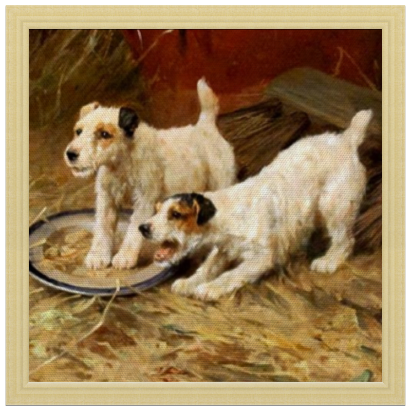 Холст 30x30 Printio 2018 год желтой собаки холст 30x30 printio фредди меркьюри
