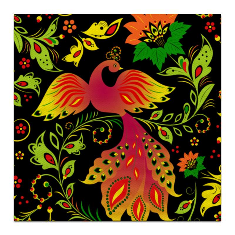 Холст 30x30 Printio Жар - птица