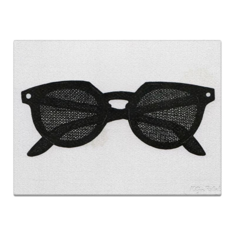 Холст 30x40 Printio Солнечные очки цена