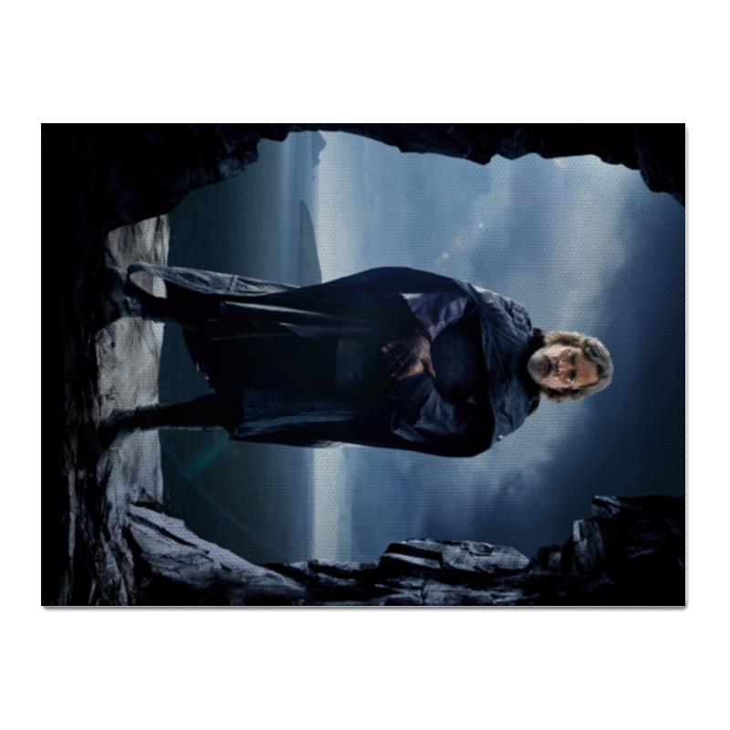 Холст 30x40 Printio Звездные войны - люк скайуокер цена