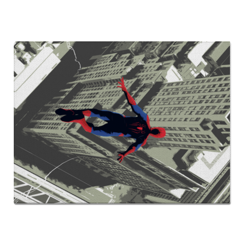 Холст 30x40 Printio Spider-man холст 30x40 printio багира
