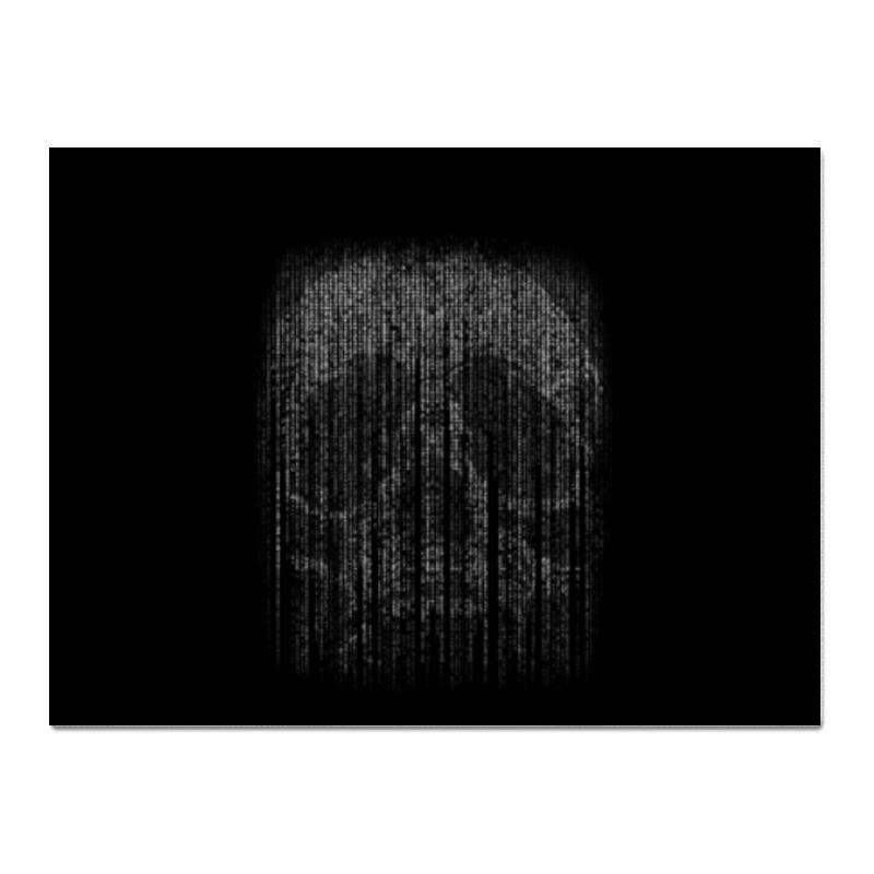 Холст 30x40 Printio Голограмма череп холст 30x40 printio риджбек
