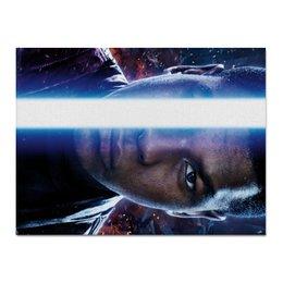 """Холст 30x40 """"Звездные войны - Финн"""" - кино, фантастика, star wars, звездные войны, дарт вейдер"""