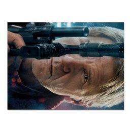 "Холст 30x40 ""Звездные войны - Хан Соло"" - звездные войны, фантастика, дарт вейдер, star wars, кино"
