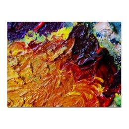 "Холст 30x40 ""Абстракция "" - живопись, палитра, картина маслом, абстракционизм, масляная краска"