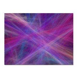 "Холст 30x40 ""Абстрактный дизайн"" - графика, абстракция, авангард, линии, лучи"