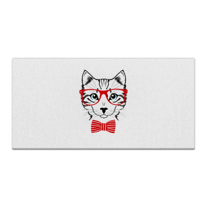 Холст 30x60 Printio Кошка андрей дашков домашнее животное