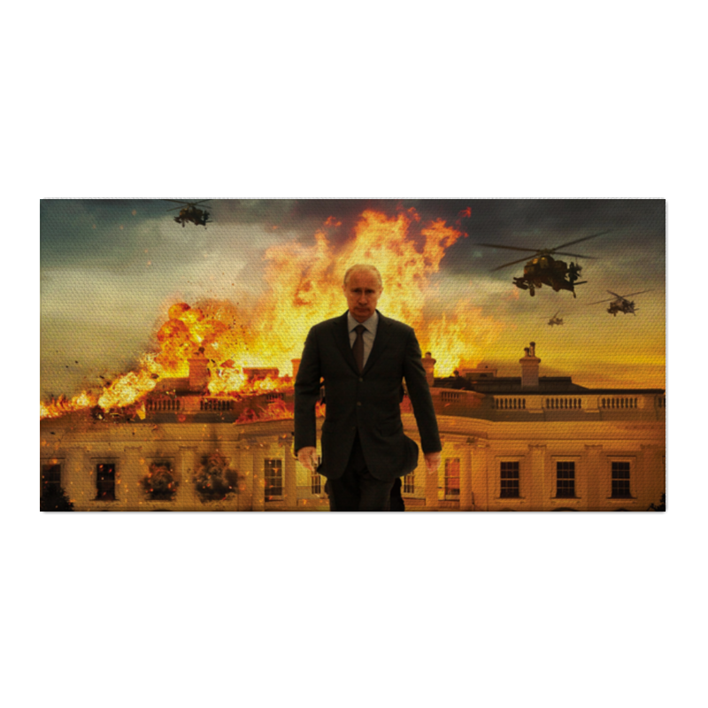 Холст 30x60 Printio Putin холст 30x60 printio осенний этюд