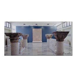 """Холст 30x60 """"Древняя Греция"""" - древняя греция, колонны, раскопки, история, архитектура"""