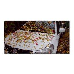 """Холст 30x60 """"Листопад"""" - осень, листопад"""